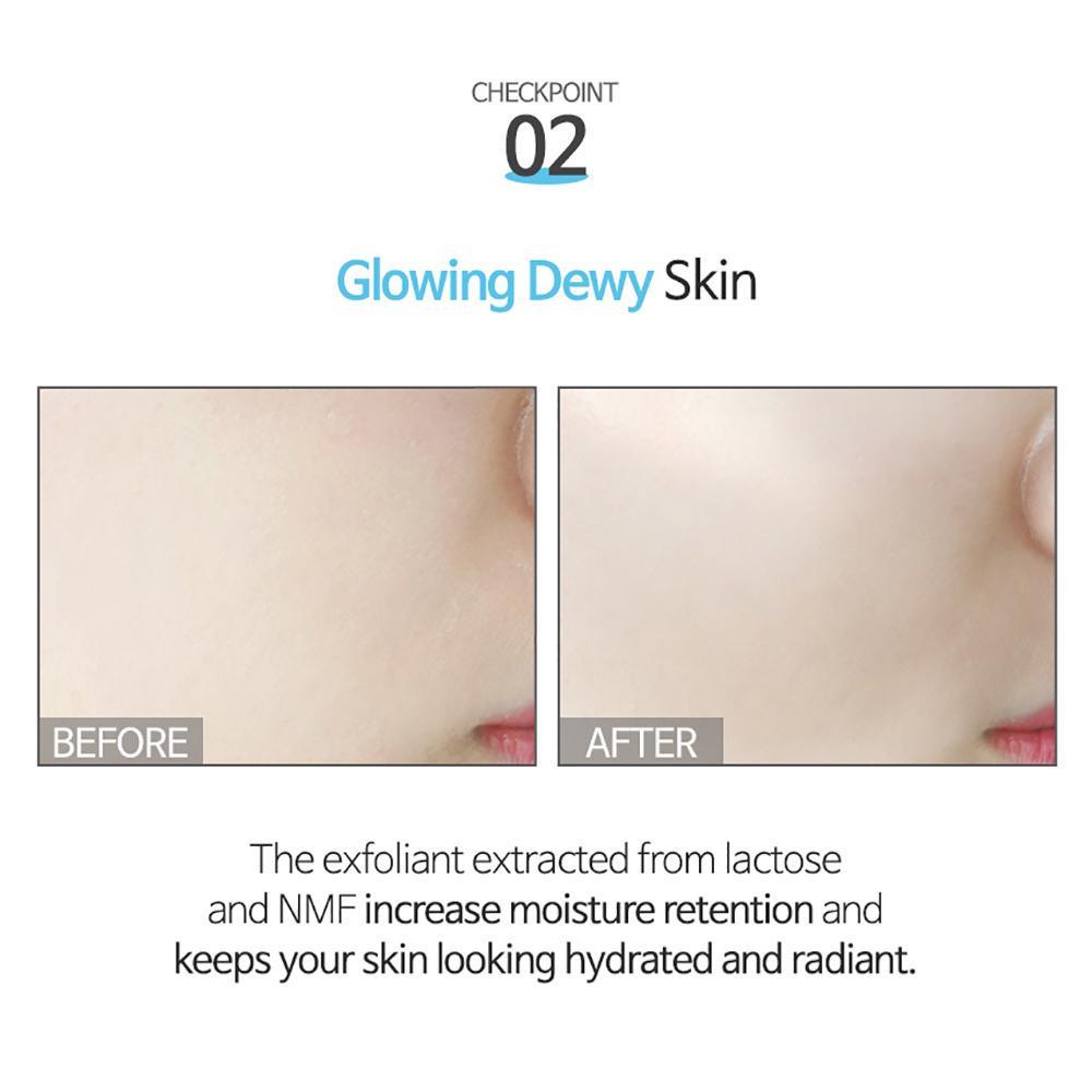 Aura Milk Face Peeling Cream 50ml