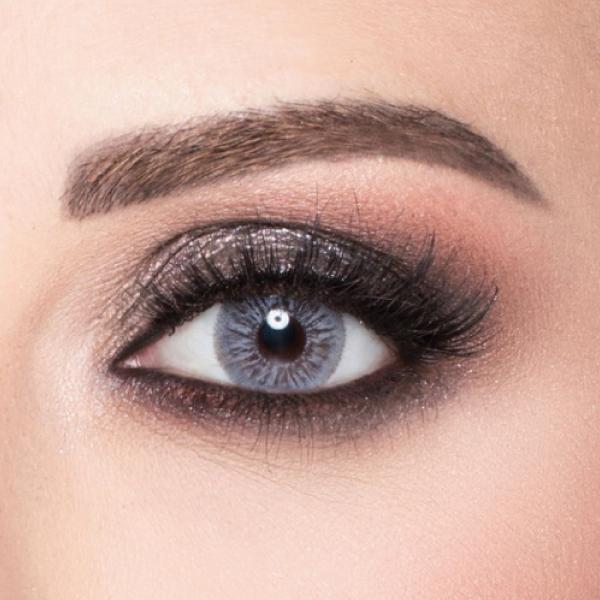 Amara Coloured Contact Lenses Ash Gray