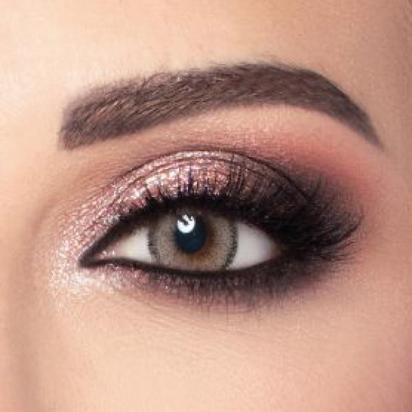 Amara Coloured Contact Lenses Hazel Wood