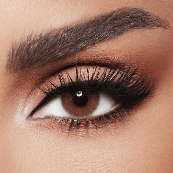 Diva Coloured Contact Lenses Amande