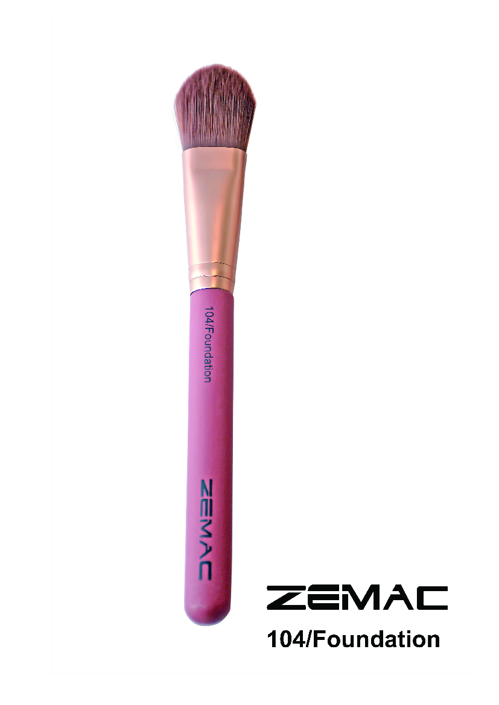 Zeemac Brush 104/Foundation