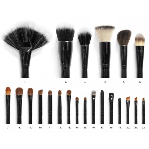 COASTAL Brush Set 22-Piece